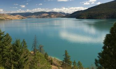 Hotels near Kalamalka Lake Provincial Park