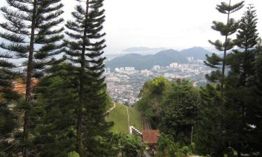 Hotels near Penang Hill