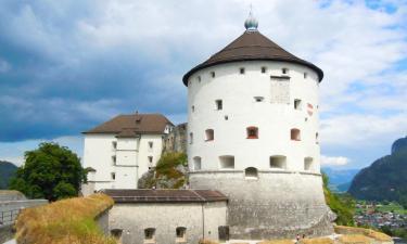 Hotels near Kufstein Fortress