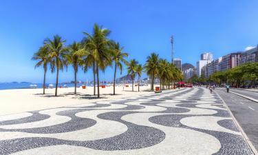 Hotels near Post 5 - Copacabana