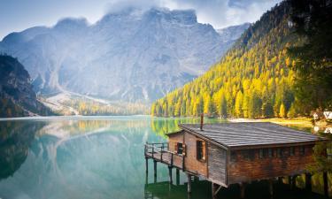 Hotels near Lake Braies