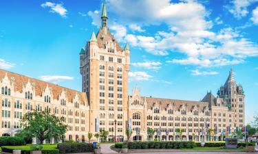 Hotels near University of Albany SUNY