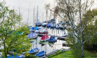 Hotels near Lake Baldeney