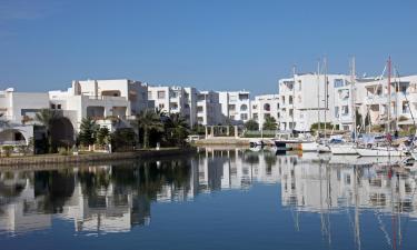 Hoteli u blizini znamenitosti Yasmine Hammamet