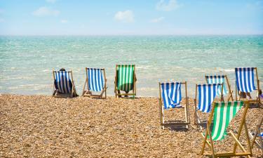 Hotels near Brighton Beach