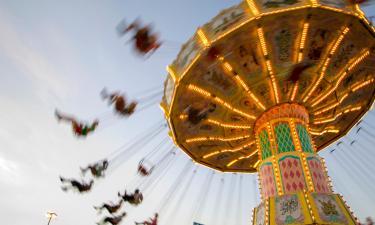Hotels near Lagoon Amusement Park