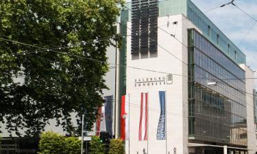 Salzburg Congress: Hotels in der Nähe