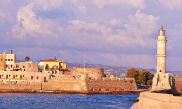 Ξενοδοχεία κοντά σε Παλιό Ενετικό Λιμάνι Χανίων