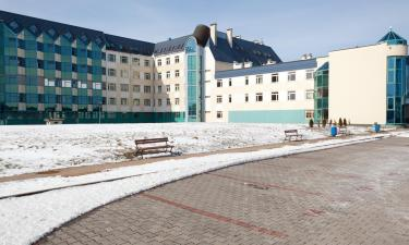 Hotels near University Hospital in Wroclaw