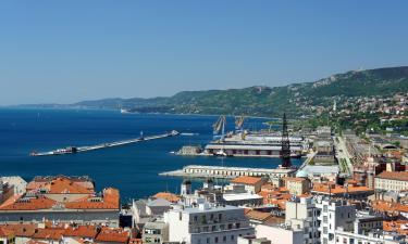 Hotels near Trieste Harbour