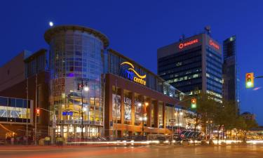 Hotéis perto de: MTS Centre