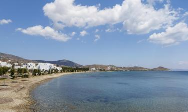 Hotels near Agios Fokas Beach