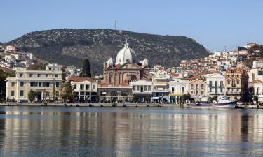 Hotels near Port of Mytilene