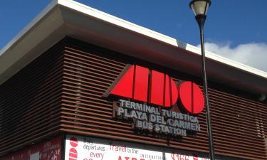 Hotels near ADO International Bus Station