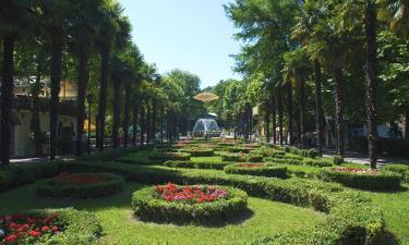 Парк Ривьера: отели поблизости