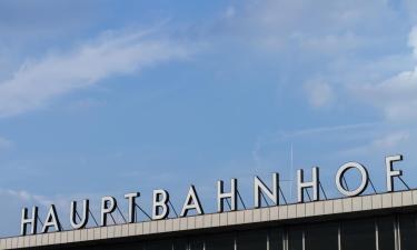 Hotels near Cologne Central Station