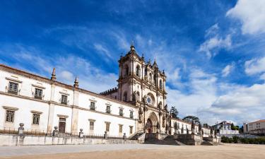 Hotéis perto de: Mosteiro de Alcobaça
