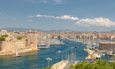 Hôtels près de: Vieux-Port de Marseille