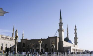 Hotéis perto de: Al-Masjid an-Nabawi