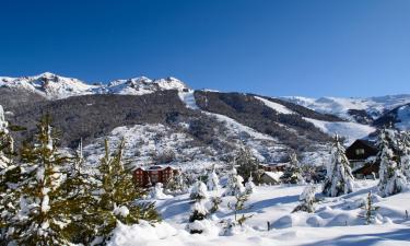 Hotels near Cerro Catedral Ski Resort