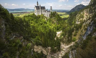 Schloss Neuschwanstein: Hotels in der Nähe
