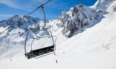 Hotels near Ax-3 Domaines Ski Lift