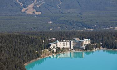 Hotéis perto de: Fairmont Chateau Lake Louise
