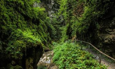 Hôtels près de: Gorge de Kakuetta