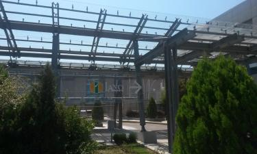 Hotels a prop de Hospital de Iaso