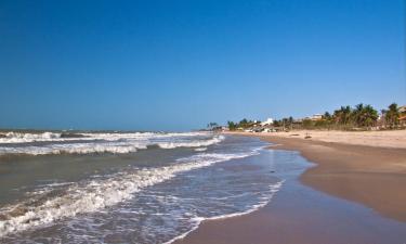 Hotels near Coqueiro Beach