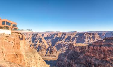 Hotels near Grand Canyon Skywalk