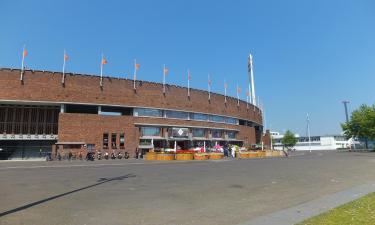 Hotels near Amsterdam Olympic Stadium