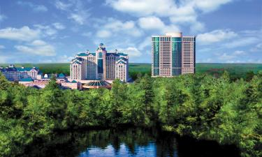 Hotels near Foxwoods Casinos
