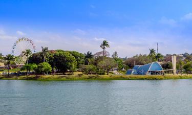 Hotéis perto de: Lagoa da Pampulha