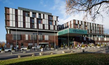 Universitätsklinikum Hamburg-Eppendorf (UKE): Hotels in der Nähe