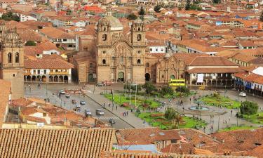 Hotels near Cusco Main Square