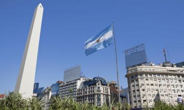 Обелиск Буэнос-Айреса: отели поблизости