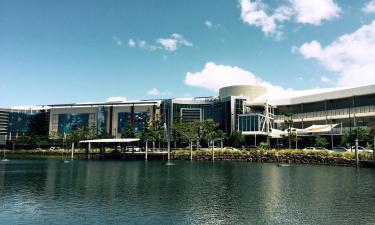 Hotéis perto de: Shopping Center Robina Town Centre