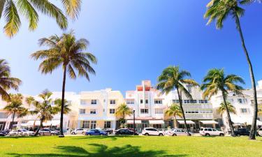 Hoteles cerca de Ocean Drive