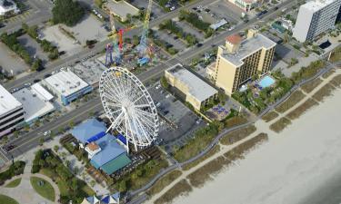 Hotels near Myrtle Beach Boardwalk