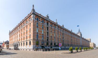 Hotels near Tour & Taxis