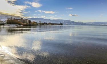 Hotéis perto de: Lake Okanagan
