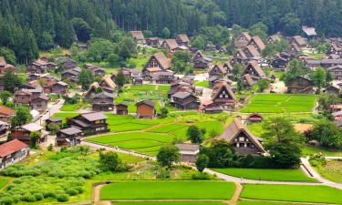 Hotels near Shirakawago