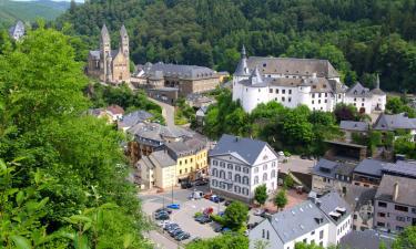 Hotels near Clervaux Castle