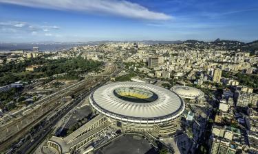Hotels near Maracanã Stadium