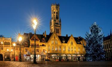 Hotéis perto de: Mercado de Natal de Bruges