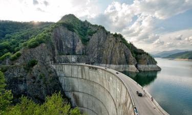 Hotels near Bicaz Dam