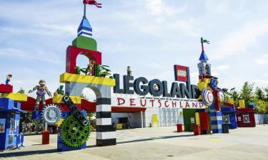 Legoland Deutschland: Hotels in der Nähe