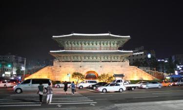 Hotels near Dongdaemun Gate