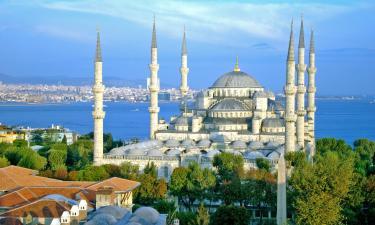 Hotels near Blue Mosque